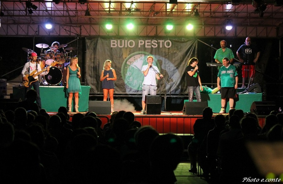 Buio Pesto in Concerto