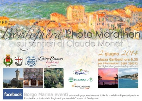 Immagine per: Bordighera Photo Marathon
